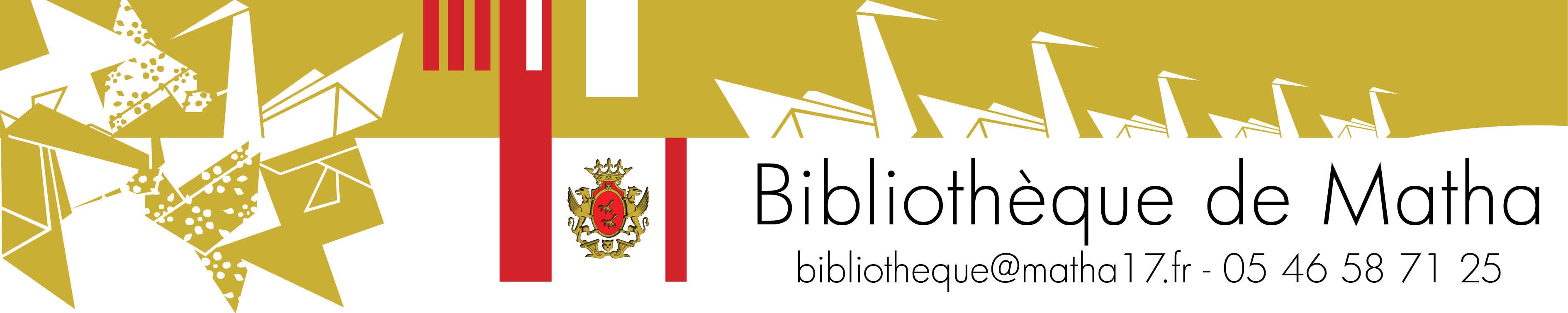 Bibliothèque de Matha